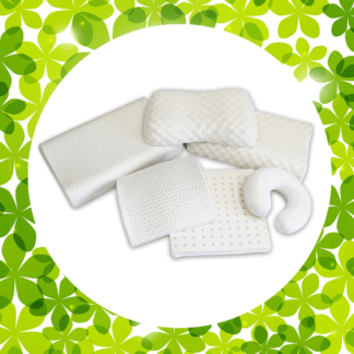 Латексные подушки и матрасы